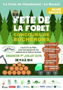 Fête de la forêt dans le Pilat @ La croix de Chaubouret | Graix | Auvergne-Rhône-Alpes | France
